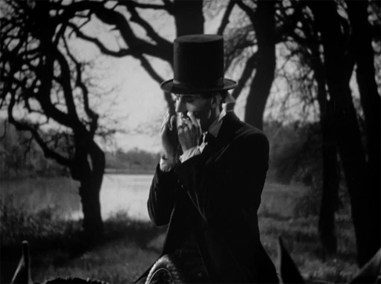 El joven Lincoln (Young Mr. Lincoln, John Ford, 1939)