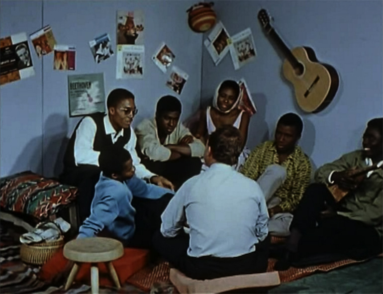 La Pyramide Humaine (Jean Rouch, 1961)