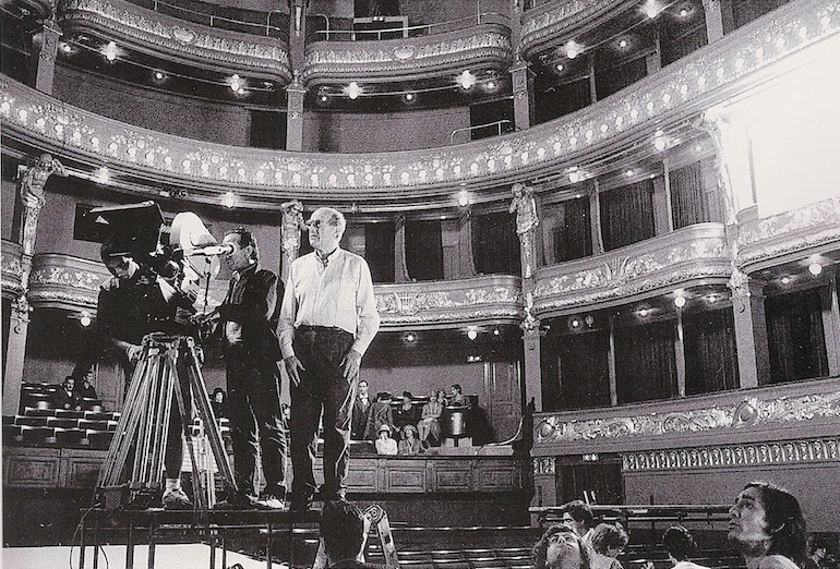 Making of Inquietude (Manoel de Oliveira, 1998)