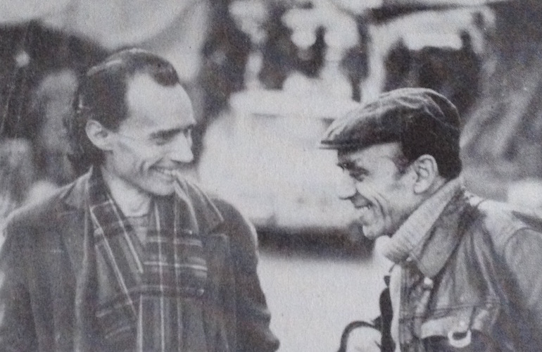 Jacques Rivette and António Reis
